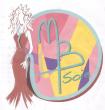 Logo de maryse barillaro MB Soie créations
